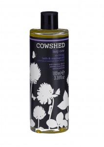 Lazy Cow Soothing Bath & Massage Oil