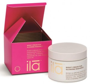 Night Cream for Glowing Radiance