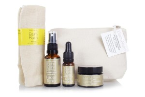 Frankincense Organic Skincare Collection Organic Bag