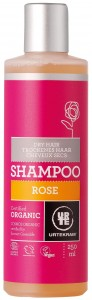 Shampoo Rose Dry Hair