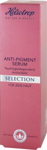 Selection Anti Pigmentflecken Serum