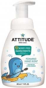 Little Ones Foaming Hand Soap - Pear nectar