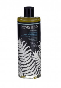 Wild Cow Invigorating Bath & Massage Oil
