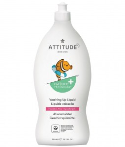 Little Ones Washing Up Liquid Fragrance Free