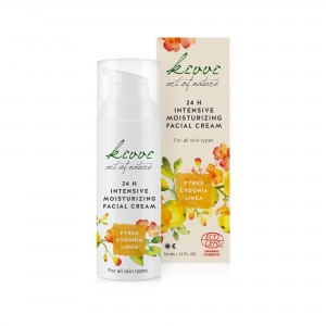 24h Intensive Moisturizing Cream