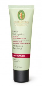 Rose Granatapfel Peelinglotion
