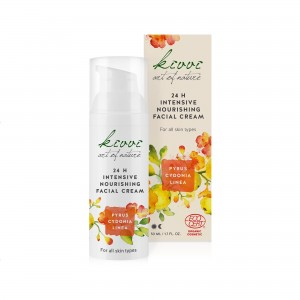 24h Intensive Nourishing Facial Cream