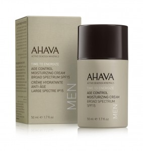 Men Age Control Moisturizing Cream SPF 15