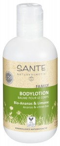 Family Bodylotion Bio-Ananas & Limone
