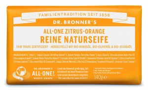 Naturseife Zitrus Orange