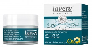 Basis Sensitiv Anti Falten Nachtcreme