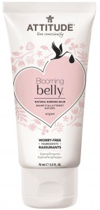 Blooming Belly Natural Nursing Balm- Argan