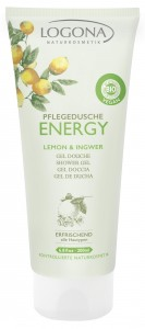 Pflegedusche ENERGY Lemon & Ingwer